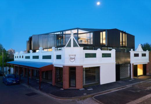 Oban Street  - DPG Corp - JCB Architects
